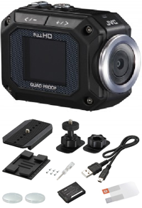 JVC GC-XA1EU Action Camera